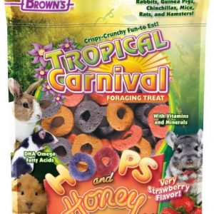 FMBrowns-Hoops-and-Honey-Strawberry-Flavor-Pet-Treats-3-Ounce-0