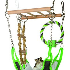 Hammock-Playbridge-Gerbil-or-Hamster-Cage-Pet-Toy-0