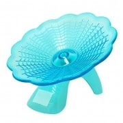 Lovely-Flying-Saucer-Exercise-Wheel-Hamster-Gerbil-Cage-Toy-New-0-0