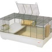 Marchioro-Goran-82-Cage-for-Small-Animals-3225-inches-BeigeGreen-0