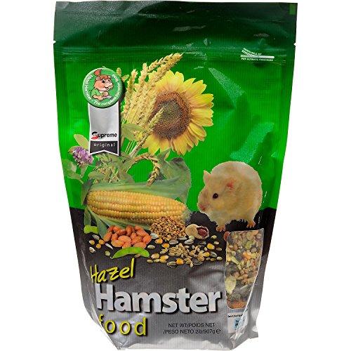 SupremePetfoods Hazel Hamster Food, 2-Pound