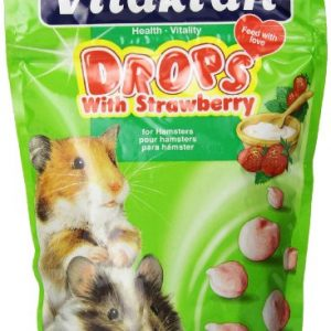 Vitakraft-Hamster-Strawberry-Drops-and-53-Ounce-Pouch-0