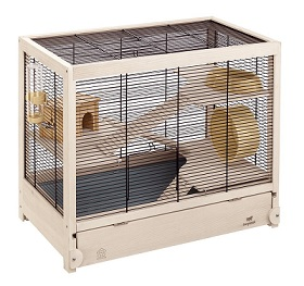wooden hamster cage for sale