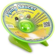 flying saucer for hamsters