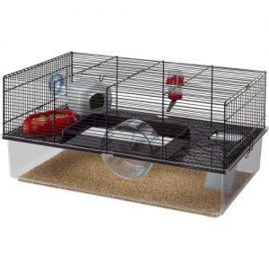 Ferplast-Hamster-Cage-Black-0