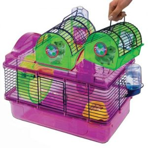 Penn-plax-Here-There-Everywhere-Hamster-Home-Traveler-Cage-SAM450-0