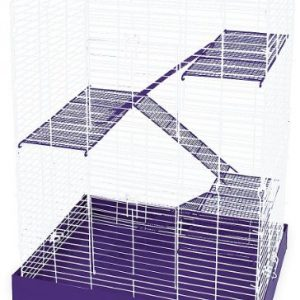 Ware-Manufacturing-Chew-Proof-4-Story-Cage-for-Hamster-0
